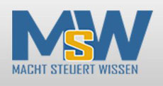 MSW Macht steuert Wissen Logo