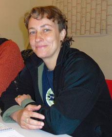 Die Referentin Frau Daniela Telleis hat am 09.05.2015 das Antigewalt- und Kompetenzseminar geleitet.