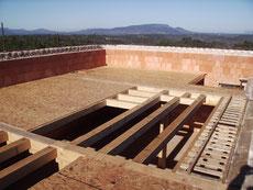 Plancher structure bois