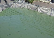 屋根塗装(前)