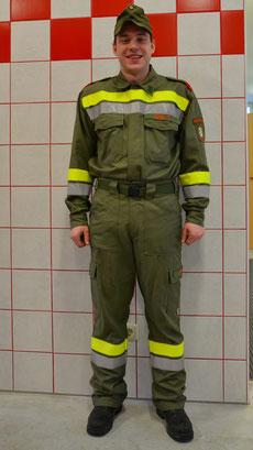 Einsatzbekleidung - E2, FF Hainersdorf