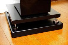 ハードメープルオーディオボード使用
