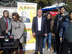 Photo:Serres at the World Climate day