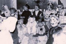 Karneval in der St.-Martin-Schule 1964