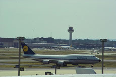Boeing 747-8 Retro-livery in FRA © Andreas Unterberg