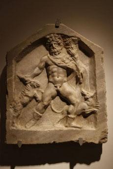 OmoGirando l'Antiquarium di Lucrezia Romana