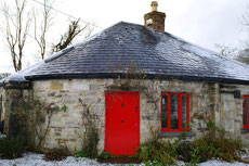 """""""The Ayle Lodge"""" is a gatehouse located in the parish of Ayle in Feakle."""