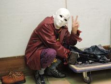 スケキヨの仮装