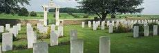 cimetière de nolette près des cahmbres d'hotes en baie de somme