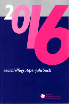 Selbsthilfegruppenjahrbuch 2016