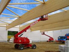 Projekte Ingenieurholzbau