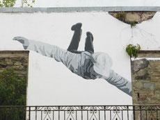 Kunst in der Altstadt von Panama City