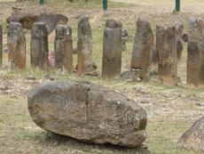 Das Stonehenge der Muisca-Indianer