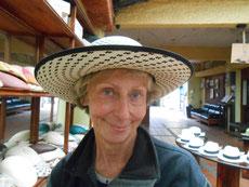 Panamahut: Weibliche Ausgabe