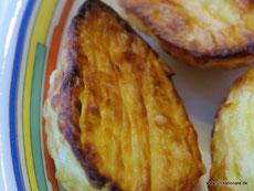 Knusprige Kartoffel-Wedges II