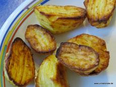 Knusprige Kartoffel-Wedges I