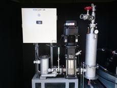 マイクロナノバブル発生装置 LEX200型