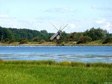Mühle Charlotte und Geltinger Noor