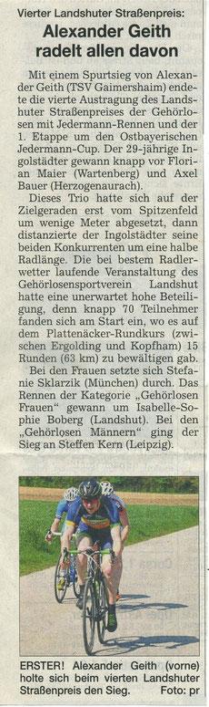 Quelle: Landshuter Zeitung 04.05.2016