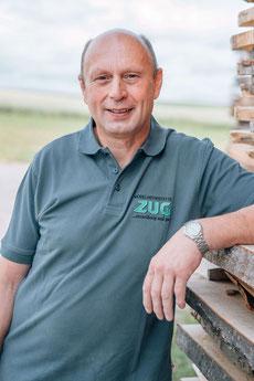 Schreinermeister Werner Zug