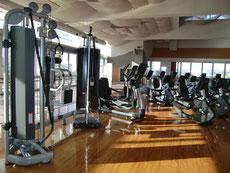 3階トレーニングマシン