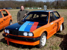 BMW E30 - Klasse 2 - Hauke Luther