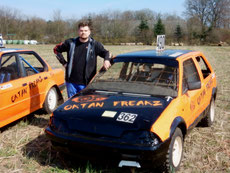 Citroen AX Sport - Klasse 1 - Dustin Hahn