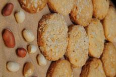 Penut Cookies