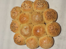 Party Bread (Brown) Small