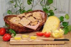 Crispy Bread Barley