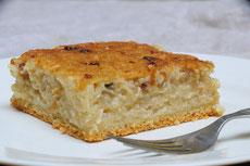 Onion Cake (Zwiebelkuchen)