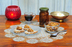 Choco Energy Booster (Cashew, Almond, Choco)