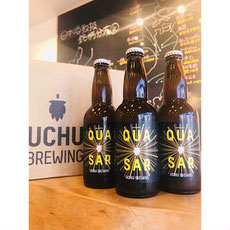 宇宙ビール UCHU BREWING QUASAR
