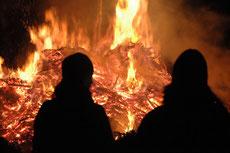 6 gennaio-Il tradizionale Falò - ore 18.30