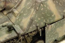 Disc camo Panther G Panzer IV