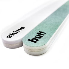 DOUBLE GRIT POLISHING STICK