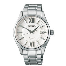 SARX001の時計。今回はコチラの腕時計のメタルバンドを取寄してお取付しました。
