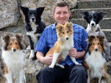 Hunde: Jill, Cj, Gini, Lacy, Pooh