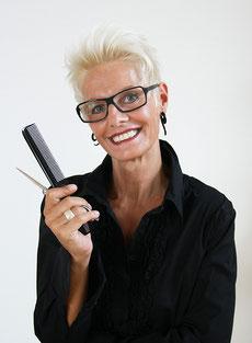 Friseurmeisterin Düsseldorf Mo Weirich