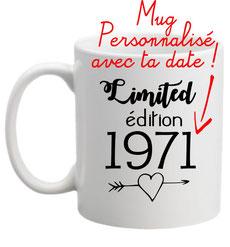 mug personnalisation