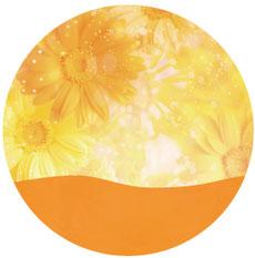 オレンジフラワー