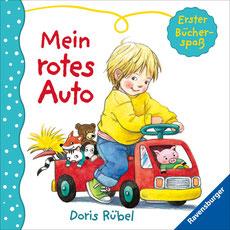 Mein rotes Auto 07|2014 RAVENSBURGER