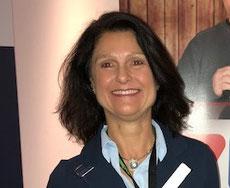 Portrait Ina Bärschneider, die Gastgeberin am Golfplatz Prenden mit einer Ferienwohnung