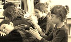 massages à l'école