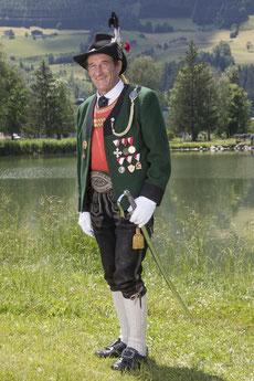 Voithofer Arnold - Ehrenhauptmann