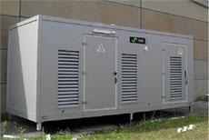 Wechselrichterstation bis 2 MW