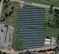 Solarpark 2 x 504 kWp