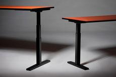 Nowystyl elektrisch verstellbarer Schreibtisch eUP2