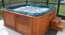 Clean Water Delivery for Hot Tubs