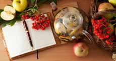 Ecrire au salon de thé à Maisons-Laffitte